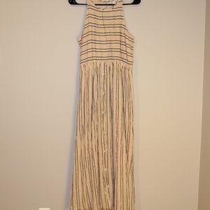 Lauren Conrad Linen Dress